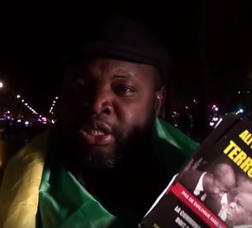 gabon debout1 - Réélection d'Ali Bongo : la communauté gabonaise de France lance l'opération «Gabon débout»