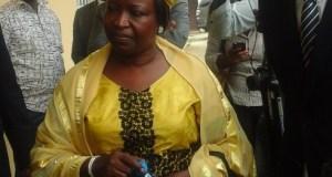 La nigérienne Binta-Fatouma Kalme, prend les commandes  de l'IAI, une école en quasi-faillite financière