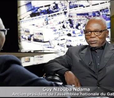 nzouba ndama - Présidentielle 2016 : Guy Nzouba Ndama pas surpris par la posture d'Idriss Déby