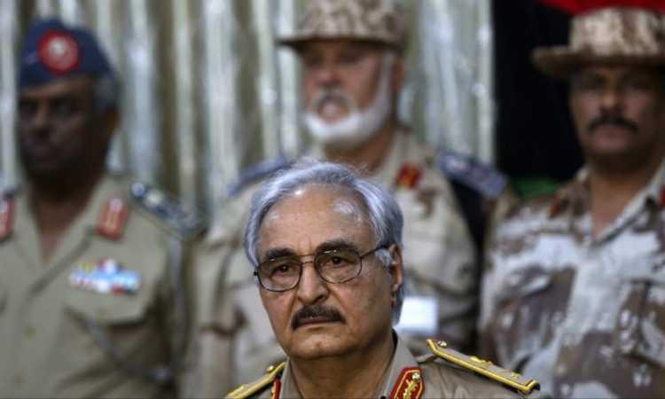 2014 05 21T233156Z 389165497 GM1EA5M0KSX01 RTRMADP 3 LIBYA VIOLENCE 0 - L'armée libyenne a entrepris de «nettoyer» le sud du pays