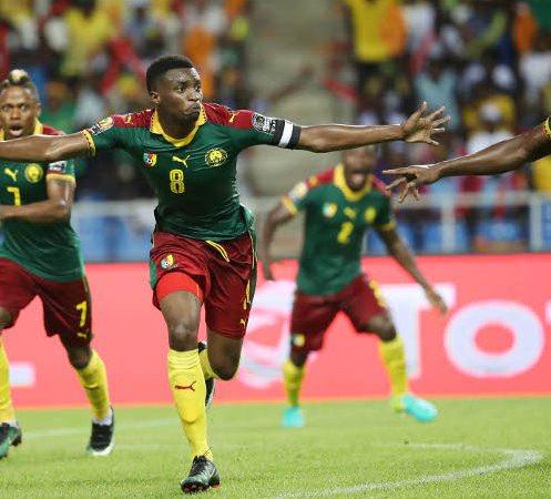 can 2017 le cameroun fait valoir son experience et chicotte la guinee bissau 2 1 - CAN 2017 : le Cameroun fait valoir son expérience et chicotte la Guinée Bissau (2-1)