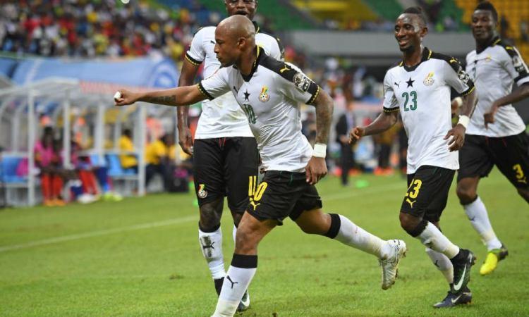 can 2017 le ghana elimine la rdc 2 1 et se qualifie en demi finales - CAN 2017 : le Ghana élimine la RDC (2-1) et se qualifie en demi-finales