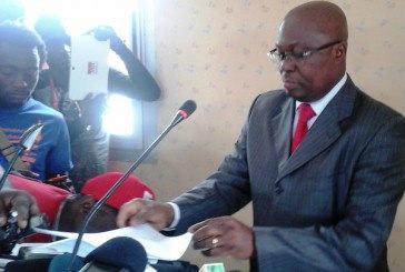 Gabon sous l'imposteur d'Ali Bongo : President Moukagni Iwangou: Discours de Nouvel An