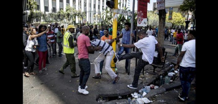 Afrique du sud : Un nouveau parti politique veut expulser les étrangers
