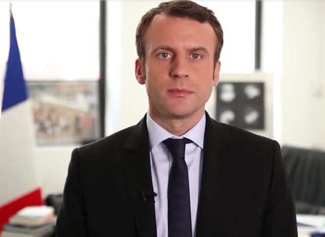 Macroncandidat - L'impeccable leçon de Macron sur la colonisation