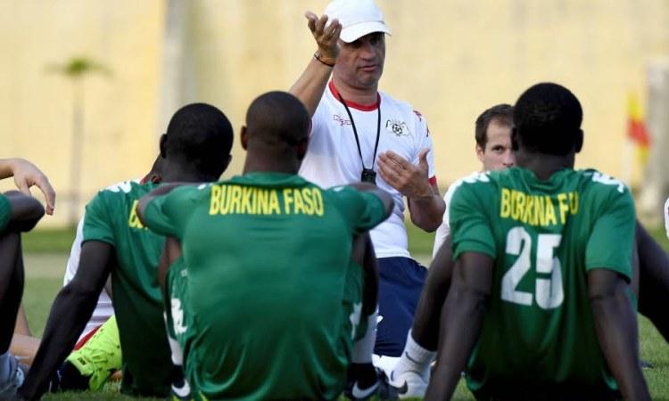 can 2017 egypte burkina faso 0 0 a la mi temps - CAN 2017 : Egypte / Burkina Faso (0-0) à la mi-temps