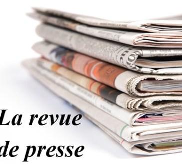 La presse gabonaise lue par l'Agitateur : Ndjoubi Ossamy en prison et le dialogue politique en vue