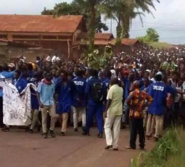 Crise dans l'éducation : l'épidémie se propage à Moanda