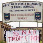 Grève des douaniers: Vers une paralysie  du port d'Owendo ?