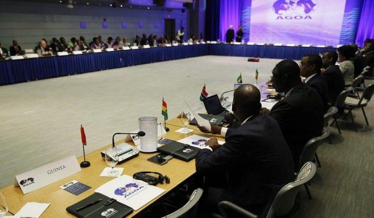 AGOA et lAfrique sub saharienne - Accroître le commerce et les investissements américains avec l'Afrique Sub-Saharienne