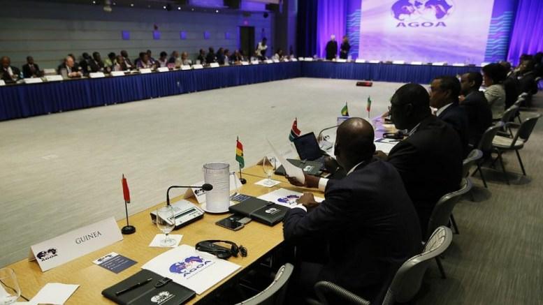 Accroître le commerce et les investissements américains avec l'Afrique Sub-Saharienne