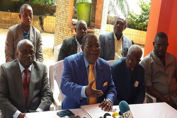 Dialogue politique au Gabon : Mayila crée le buzz