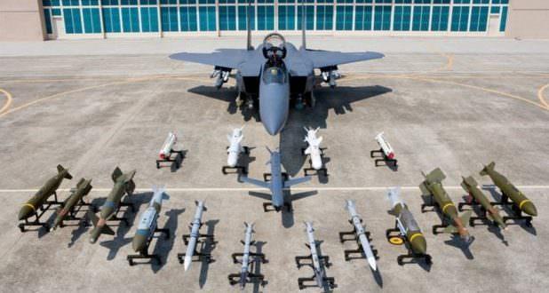 Le Qatar achète pour 12 milliards $ des avions F15 aux USA