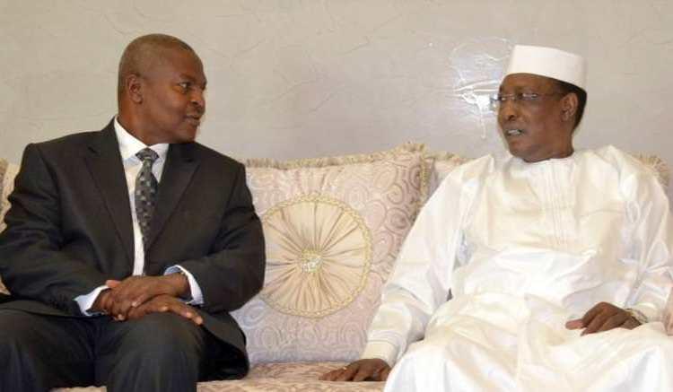 Centrafrique: Touadéra félicite les troupes tchadiennes