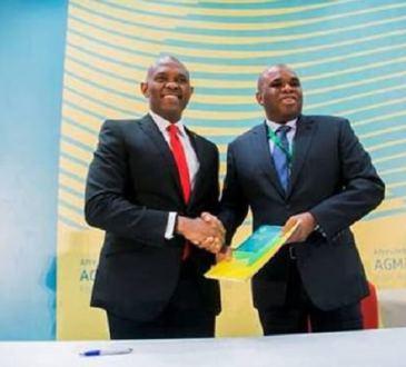 Tony O. Elumelu et Dr. Okey Oramah - Afrique : Promotion du commerce et des investissements transfrontalières sur le continent