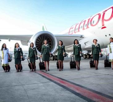 Ethiopian Airlines fête le 20e anniversaire de Star Alliance