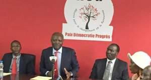 Après son limogeage du gouvernement; Bruno Ben Moubamba dégaine Isoze Ngondet