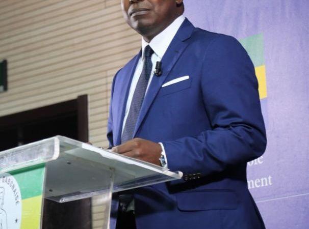 Gabon : point de presse du porte-parole du gouvernement, 22 septembre 2017