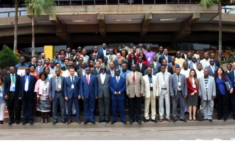 Nairobi Kenya 13th September 2017 UA Session extraordinaire du Comité technique spécialisé sur la jeunesse la culture et le sport - UA : Session extraordinaire du Comité technique jeunesse, culture et  sport