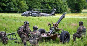 Coopération militaire : 800 militaires belges au Gabon à partir du 15 septembre
