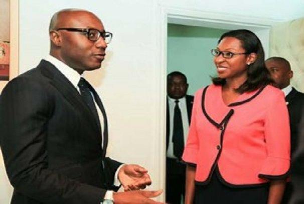 gabon concertation entre biendi maganga moussavou et ndaot - Gabon : Concertation entre Biendi Maganga Moussavou et Ndaot