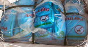 Kasaï-Central : les autorités annoncent la distribution de 2,7 millions de moustiquaires imprégnées d'insecticide