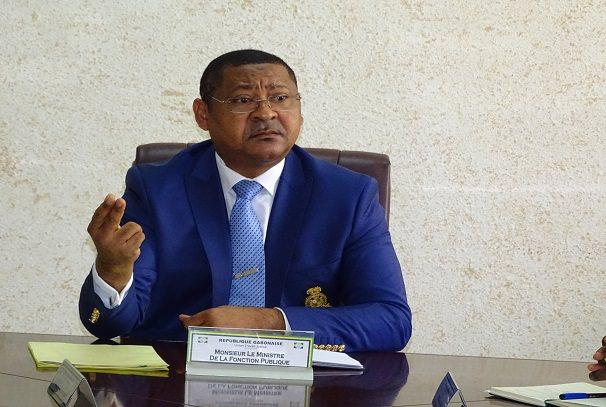 lethargie dans ladministration gabonaise ogandaga tire la sonnette dalarme - Léthargie dans l'administration gabonaise : Ogandaga tire la sonnette d'alarme