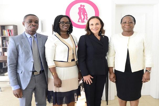 Lutte contre le sida au Gabon : Le combat de Sylvia Bongo Ondimba salué par l'ONU