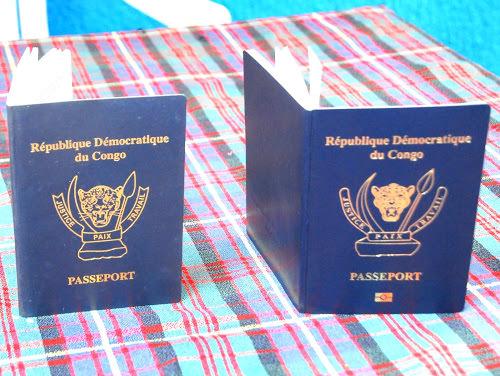 rdc les anciens passeports semio biometriques seront invalides a partir du 16 octobre - RDC : les anciens passeports sémio-biométriques seront invalidés à partir du 16 octobre