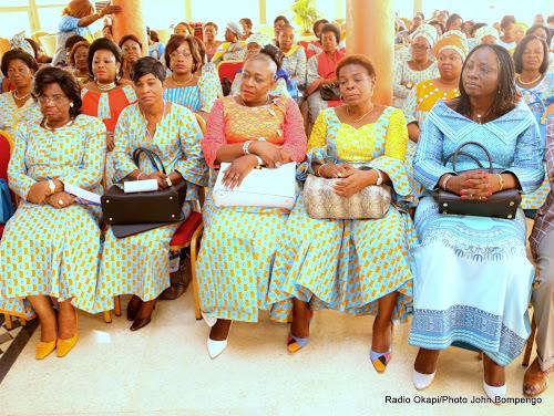 rdc les femmes veulent sunir pour gerer la chose publique et resoudre les conflits - RDC : les femmes veulent s'unir pour gérer la chose publique et résoudre les conflits