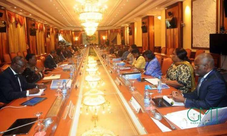Gabon : Conseil des ministres du 12 octobre 2017