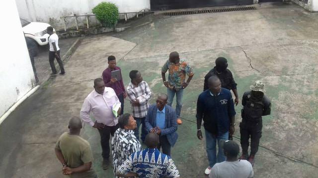 Gabon : Jean Ping aux hommes armés venus à son domicile « si vous voulez m'arrêter, arrêtez moi »