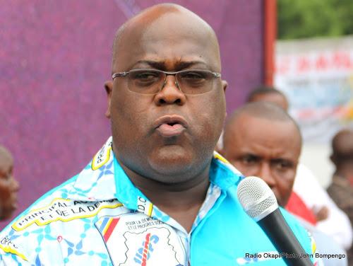 Felix Tshesekedi : « L'alternance démocratique est bloquée par la boulimie du pouvoir d'un seul homme »