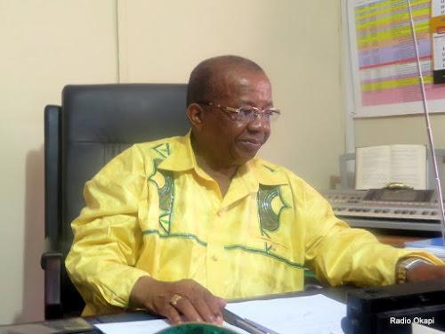 Kyungu wa Kumwanza: «Nangaa n'a plus sa place, il doit partir»