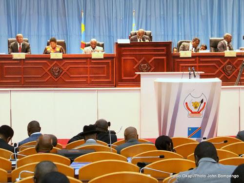 rdc les motions de defiance contre emmanuel ramazani et alexis thambwe rejetees - RDC : l'Assemblée nationale étend les avantages des anciens chefs d'Etat aux corps constitués