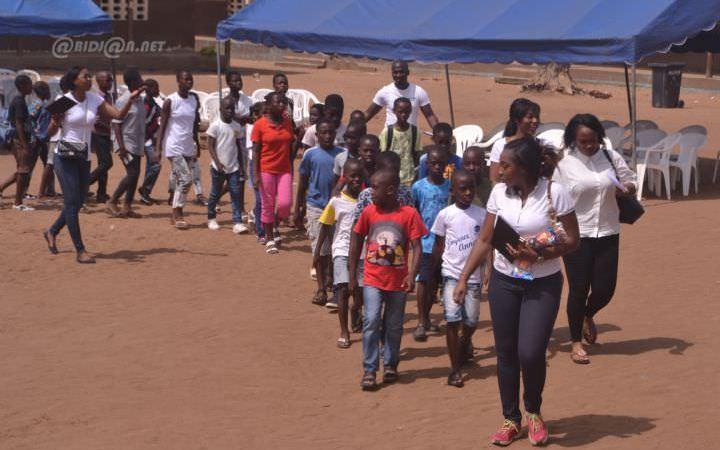 Education: 250 enfants formés sur les questions de  Dignité, de Respect et de Tolérance
