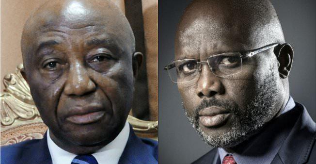 La Cour suprême suspend avec effet immédiat le 2e tour de la présidentielle au Liberia