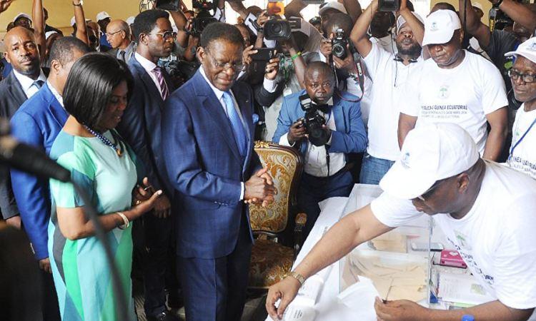 Les équato-guinéens appelés aux urnes ce dimanche