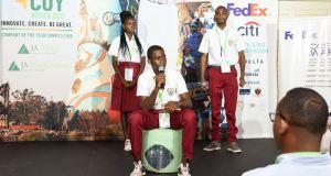 Entreprenariat : Des élèves gabonais se distinguent à Johannesburg
