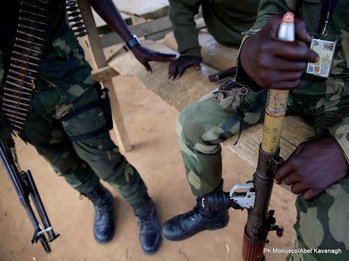 des militaires accuses de viol sur 17 femmes au maniema - Des militaires agressés par les habitants de Djugu