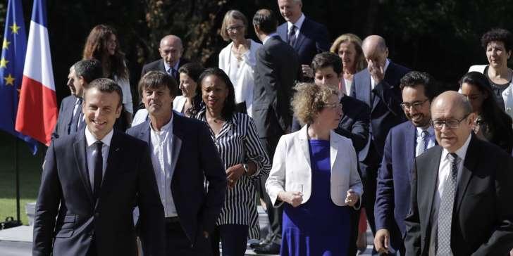 France : Hulot, Pénicaud et Nyssen, les ministres millionnaires du gouvernement