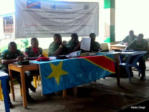 kamina huit miliciens nyatura condamnes a perpetuite pour genocide - Kamina : peine de mort requis contre 8 ex-miliciens poursuivis pour « meurtres »