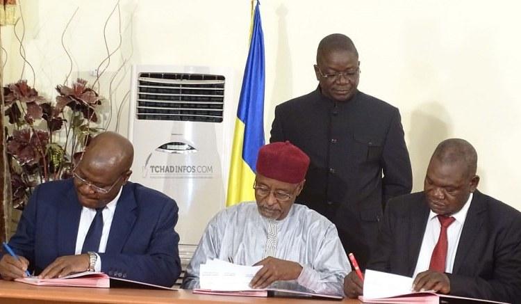 Le gouvernement tchadien signe pour les salaires - Tchad : Le gouvernement recule face à la pression des fonctionnaires