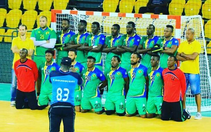 Handball /Match Amical : Les Panthères du Gabon et la RDC se neutralisent