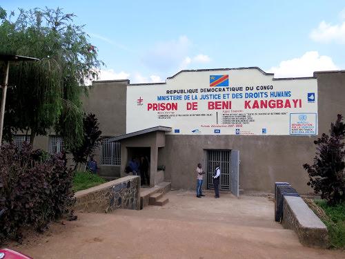 nord kivu six prisonniers sont morts en trois mois a la prison centrale de kangbwayi - Beni : une vingtaine de décès dans la prison centrale faute de nourriture