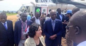A Mbuji-Mayi, Leïla Zerrougui plaide pour le respect des libertés fondamentales