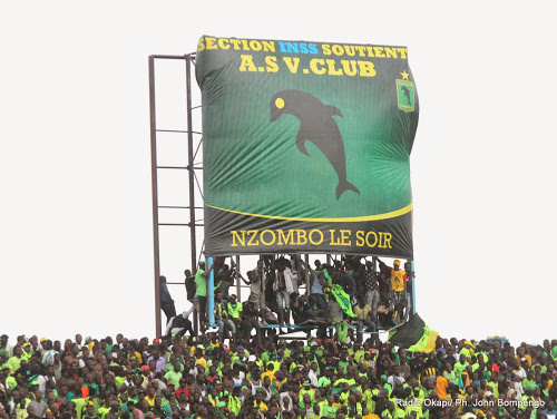 Division I : Sanga Balende tombe devant Vclub (0-1)