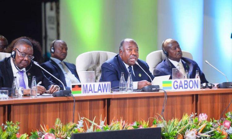 Ali Bongo Ondimba : Fin du 10e Sommet des BRICS de  JOHANNESBURG