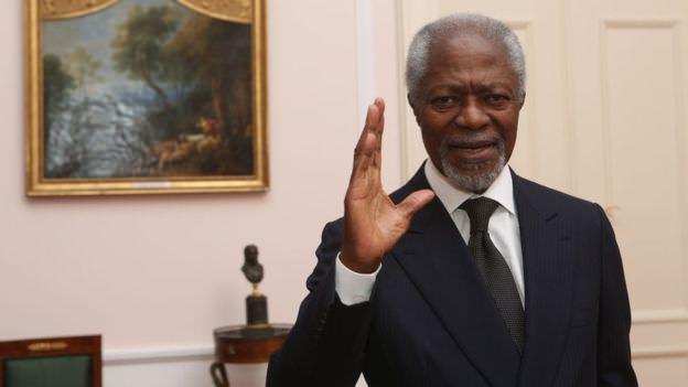 103077978 koffiannan - Tout ce qu'il faut savoir sur Kofi Annan: De sa naissance à sa mort