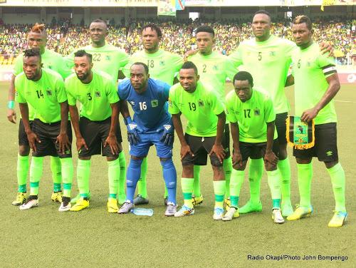 CAF-C1 : Vclub écrase Simba Fc (5-0)